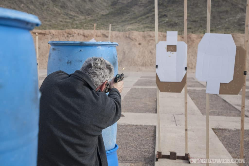 Lessons Learned: Blue-Green Alliance Dynamic Marksmanship Class