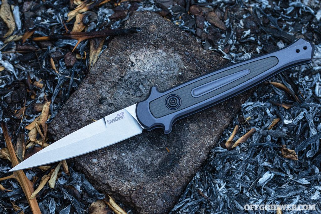 Review: Kershaw Launch 8 Folding Knife