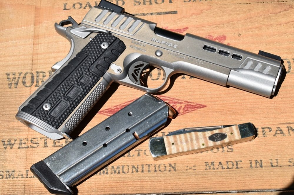 Kimber Rapide Black Ice 10mm (4)